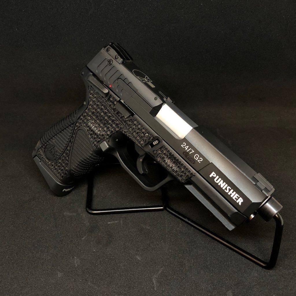Taurus PT24/7 Gen 2 Punisher