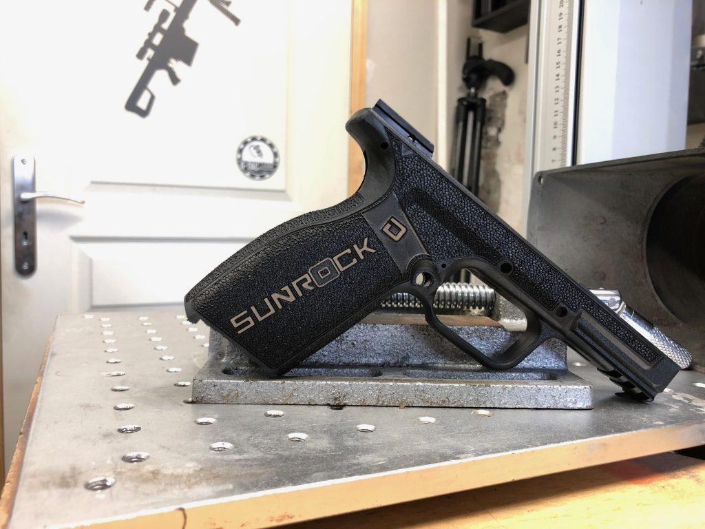 XD Mod 2 Sunrock Custom