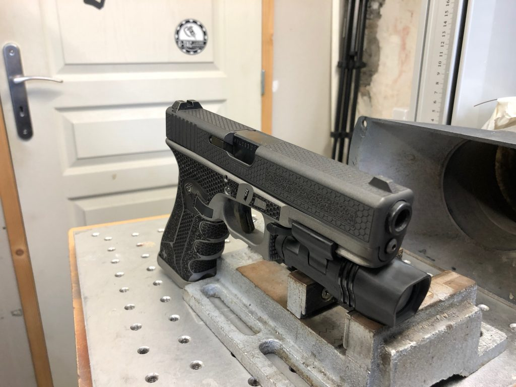 Glock 17 – Dahu Tactical Swiss